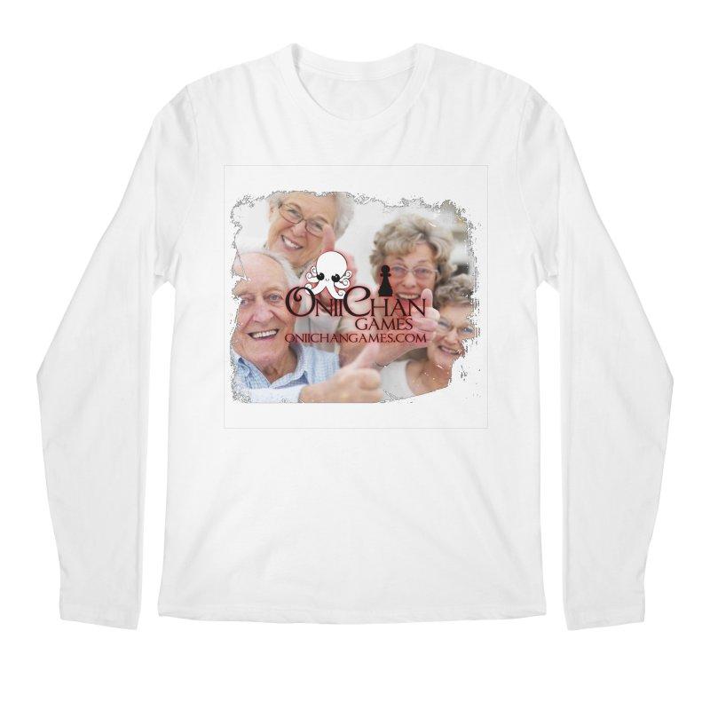 Oldest Fans Men's Regular Longsleeve T-Shirt by OniiChan's Artist Shop