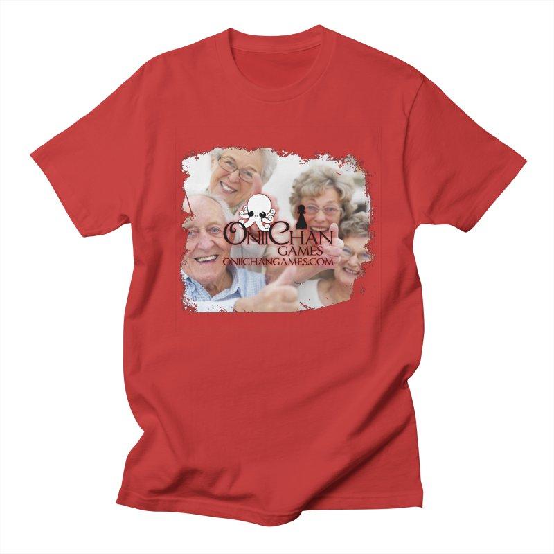Oldest Fans Men's T-Shirt by OniiChan's Artist Shop
