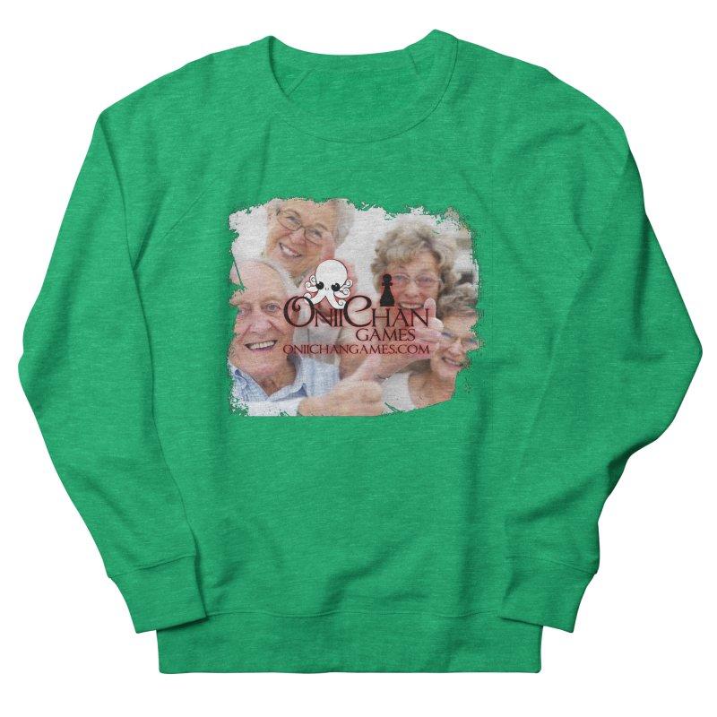 Oldest Fans Women's Sweatshirt by OniiChan's Artist Shop