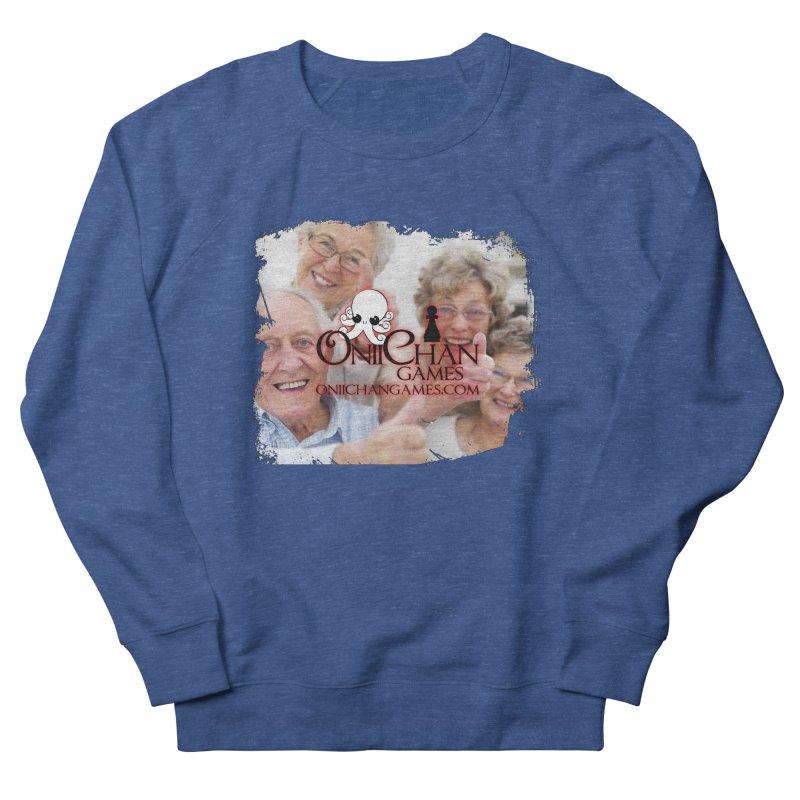 Oldest Fans Women's French Terry Sweatshirt by OniiChan's Artist Shop