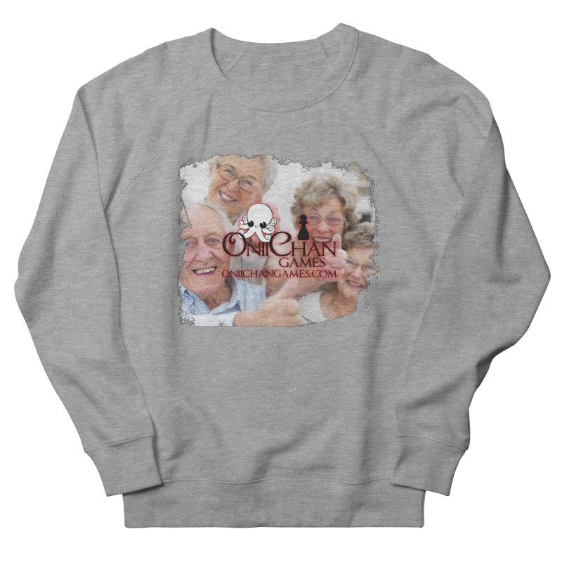 Oldest Fans Men's Sweatshirt by OniiChan's Artist Shop