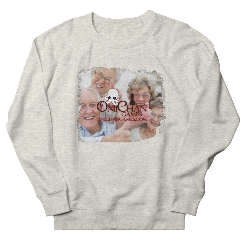Oldest Fans Men's French Terry Sweatshirt by OniiChan's Artist Shop
