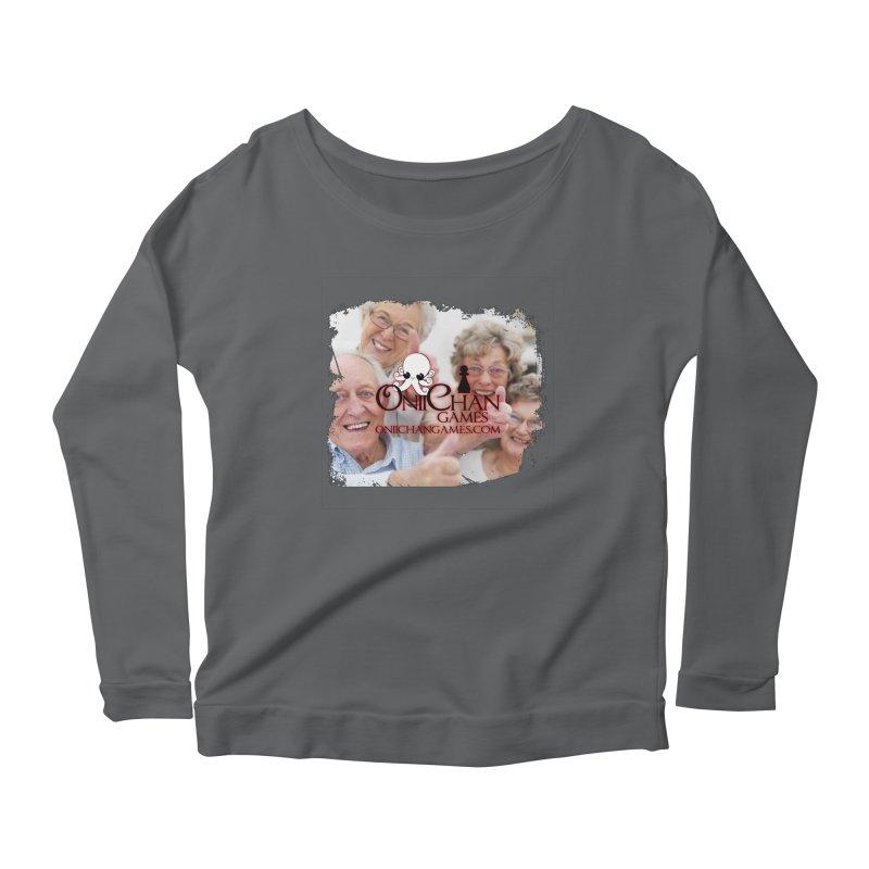 Oldest Fans Women's Longsleeve T-Shirt by OniiChan's Artist Shop