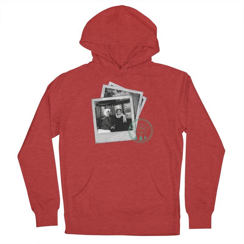 Stoney Point Polaroids Women's French Terry Pullover Hoody by OniiChan's Artist Shop