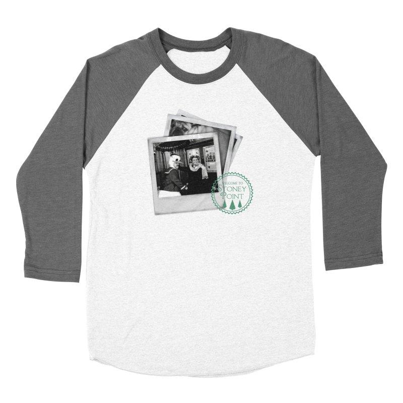 Stoney Point Polaroids Women's Longsleeve T-Shirt by OniiChan's Artist Shop
