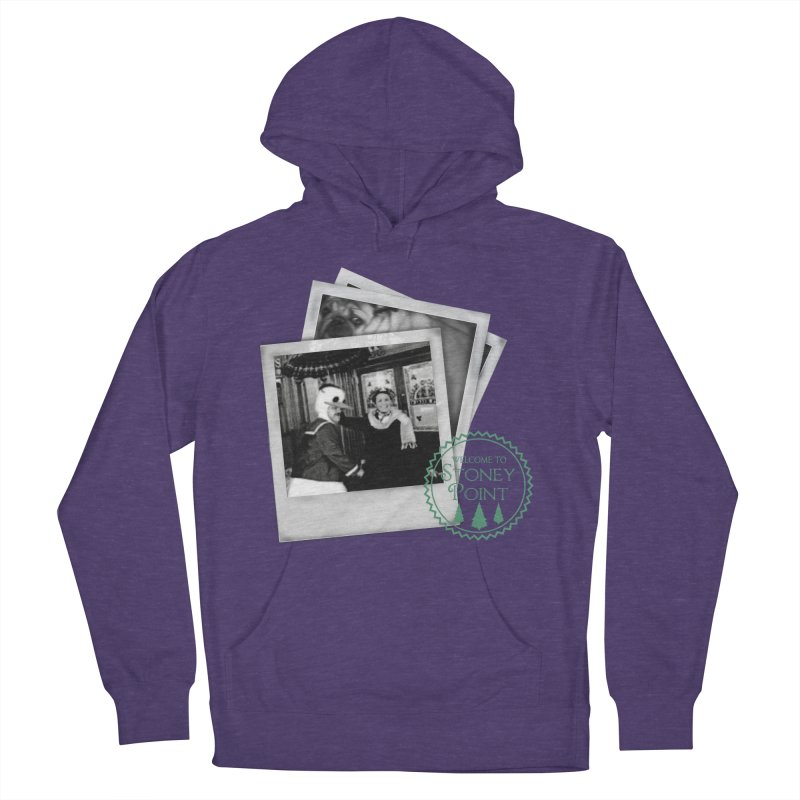 Stoney Point Polaroids Women's Pullover Hoody by OniiChan's Artist Shop