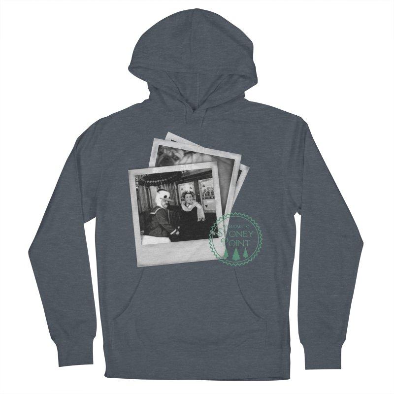 Stoney Point Polaroids Men's Pullover Hoody by OniiChan's Artist Shop