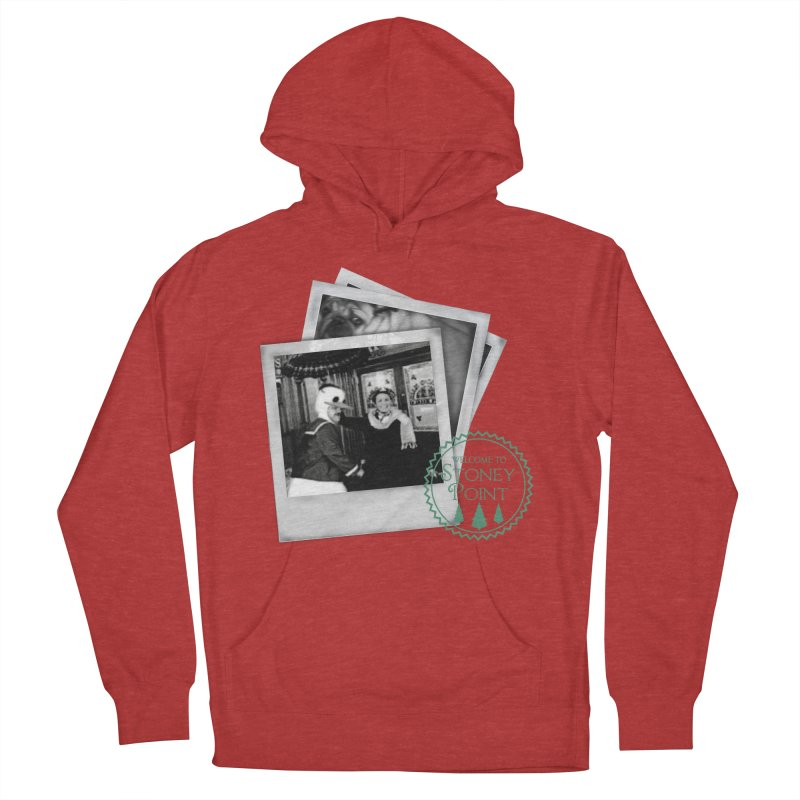Stoney Point Polaroids Men's French Terry Pullover Hoody by OniiChan's Artist Shop