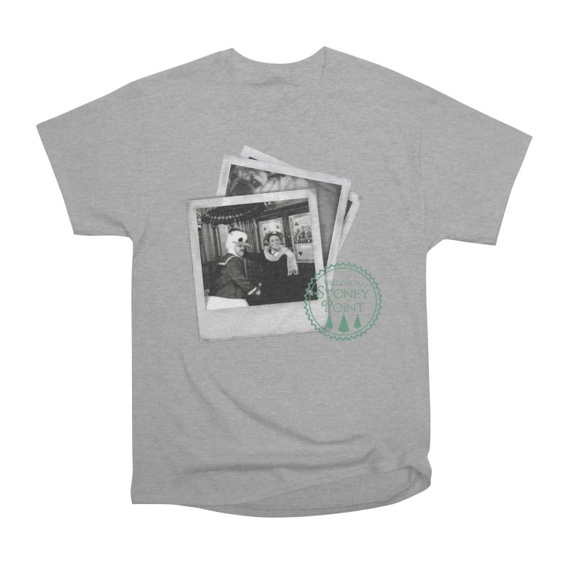 Stoney Point Polaroids Women's Heavyweight Unisex T-Shirt by OniiChan's Artist Shop