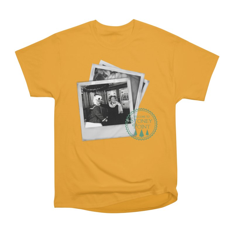Stoney Point Polaroids Women's Classic Unisex T-Shirt by OniiChan's Artist Shop