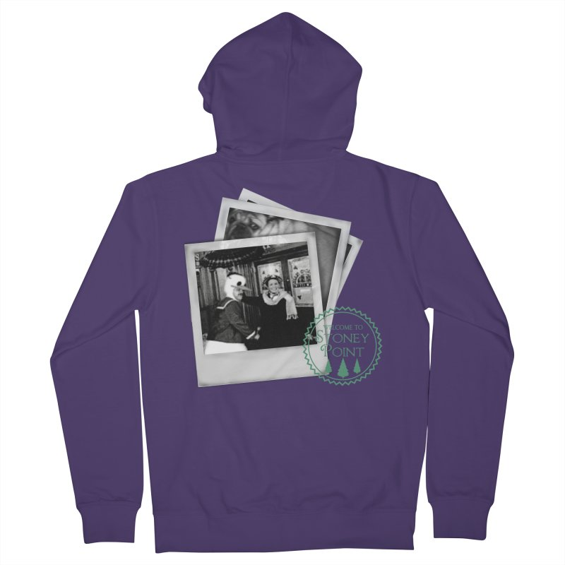 Stoney Point Polaroids Women's Zip-Up Hoody by OniiChan's Artist Shop