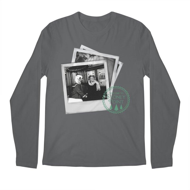 Stoney Point Polaroids Men's Longsleeve T-Shirt by OniiChan's Artist Shop