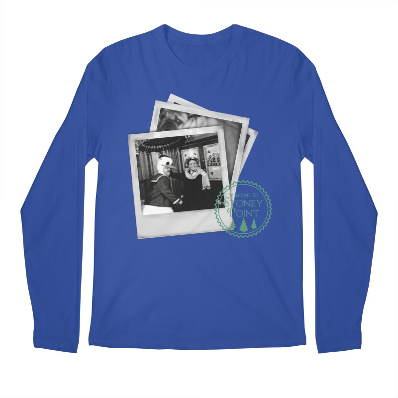 Stoney Point Polaroids Men's Longsleeve T-Shirt by OniiChan's Artist Shop