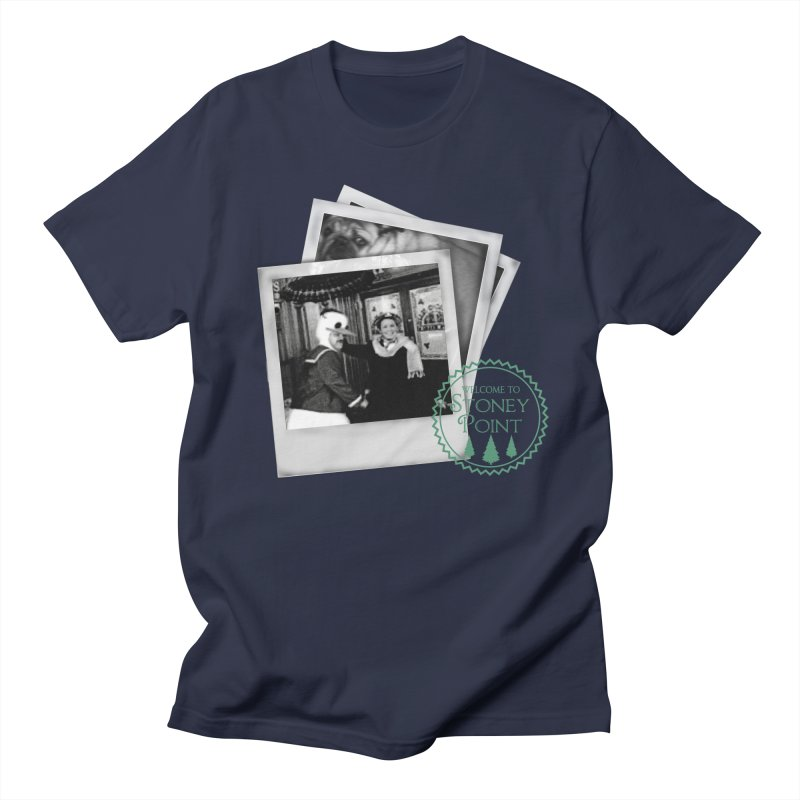 Stoney Point Polaroids Women's Unisex T-Shirt by OniiChan's Artist Shop