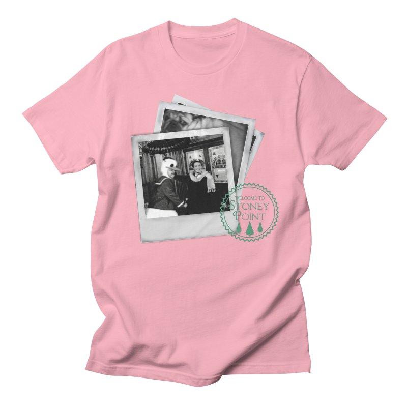 Stoney Point Polaroids Men's T-Shirt by OniiChan's Artist Shop