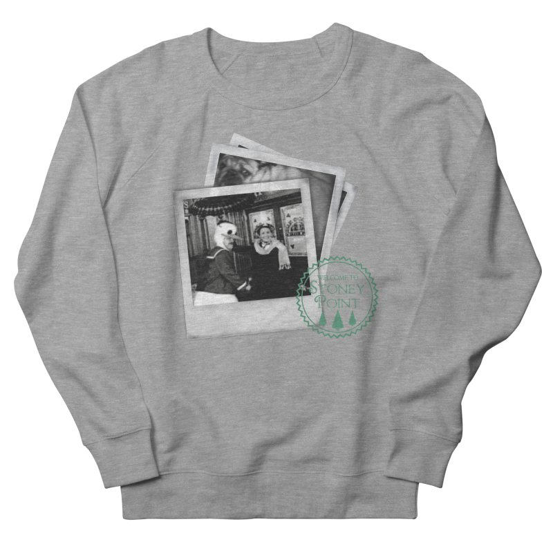 Stoney Point Polaroids Women's French Terry Sweatshirt by OniiChan's Artist Shop