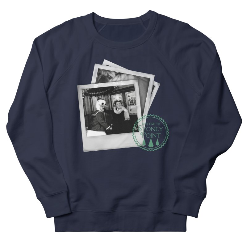 Stoney Point Polaroids Men's French Terry Sweatshirt by OniiChan's Artist Shop