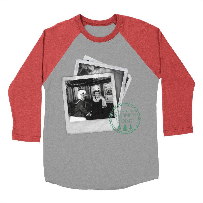 Stoney Point Polaroids Women's Baseball Triblend T-Shirt by OniiChan's Artist Shop