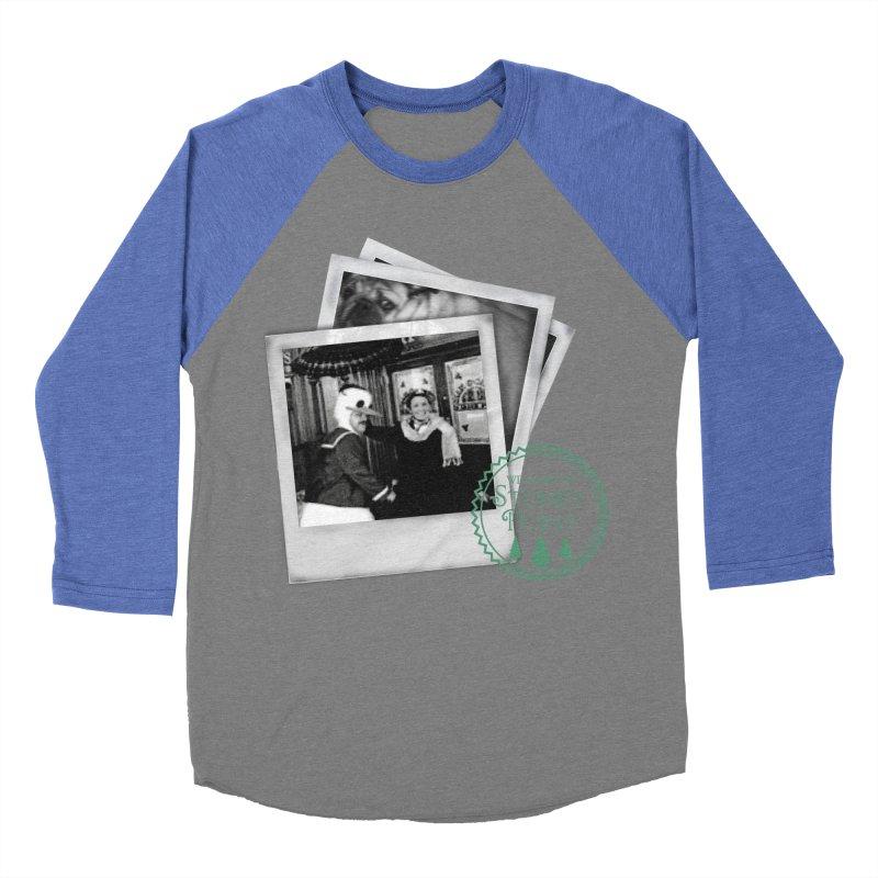 Stoney Point Polaroids Men's Baseball Triblend Longsleeve T-Shirt by OniiChan's Artist Shop