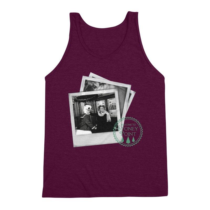 Stoney Point Polaroids Men's Triblend Tank by OniiChan's Artist Shop