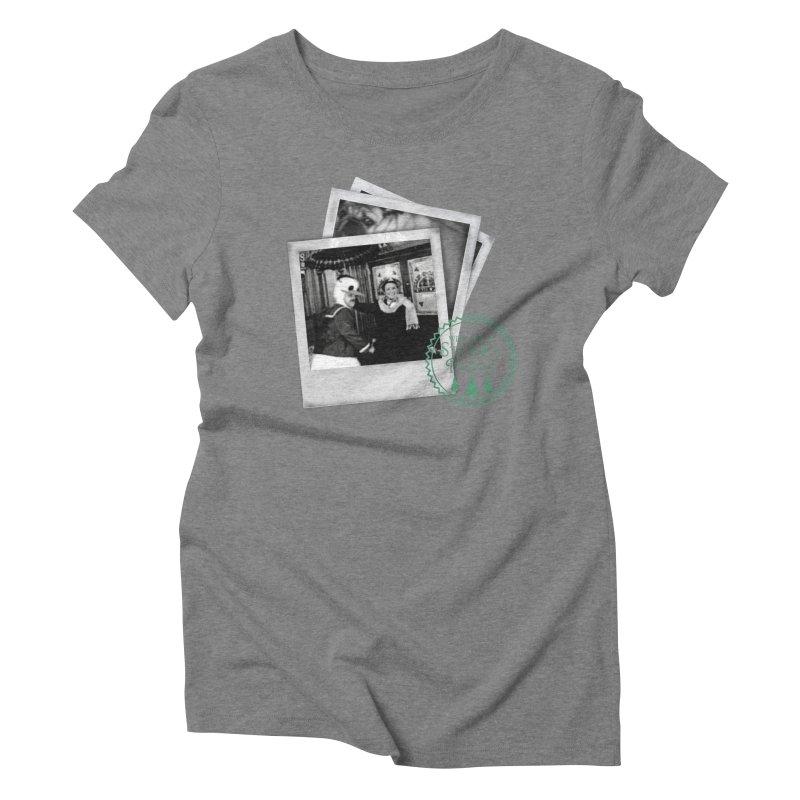 Stoney Point Polaroids Women's Triblend T-shirt by OniiChan's Artist Shop