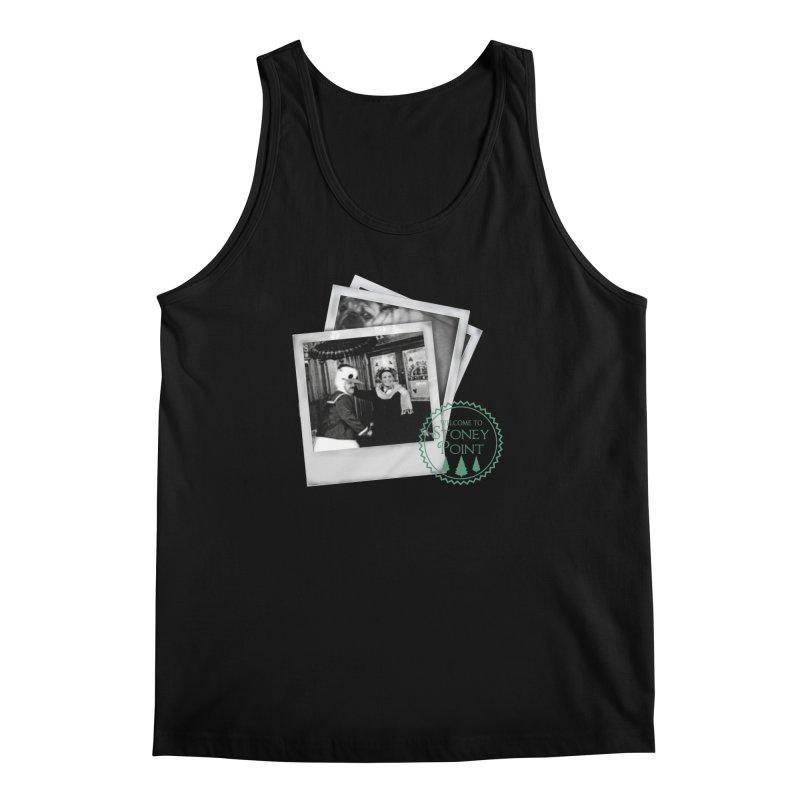 Stoney Point Polaroids Men's Tank by OniiChan's Artist Shop