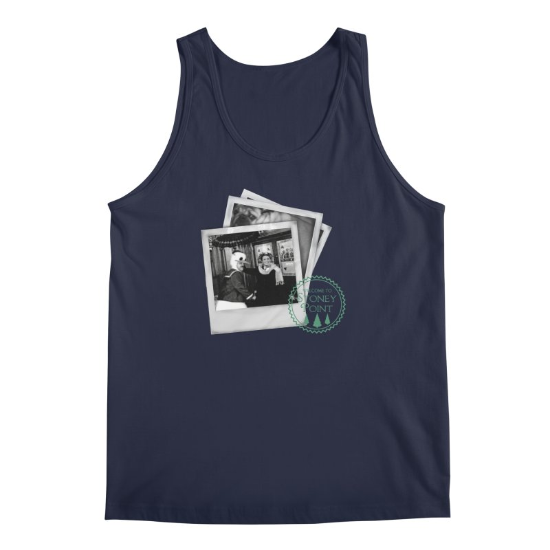 Stoney Point Polaroids Men's Regular Tank by OniiChan's Artist Shop