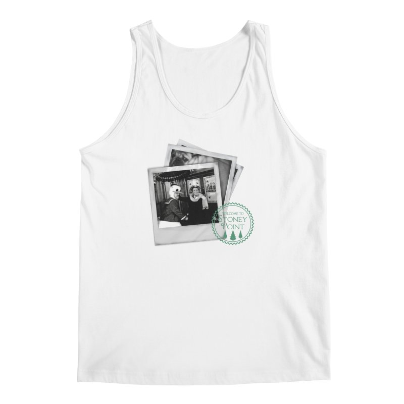 Stoney Point Polaroids Men's Tank by OniiChan's Artist Shop