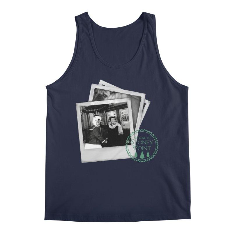 Stoney Point Polaroids Men's Regular Tank by OniiChan's Artist Shop