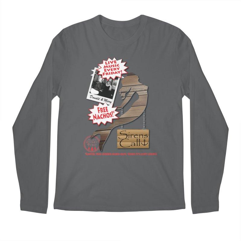 Sirens Call Men's Longsleeve T-Shirt by OniiChan's Artist Shop