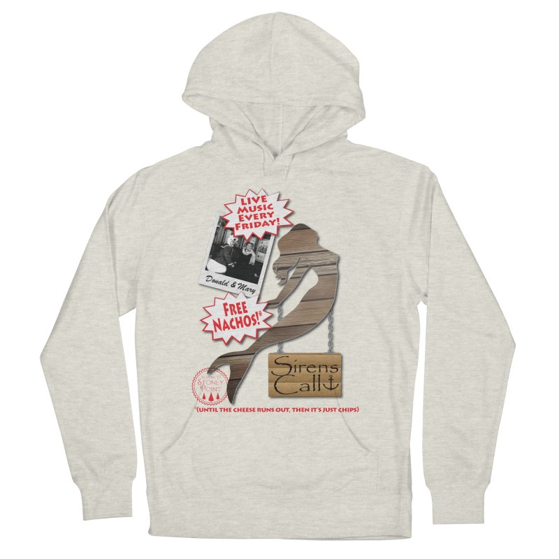 Sirens Call Women's French Terry Pullover Hoody by OniiChan's Artist Shop