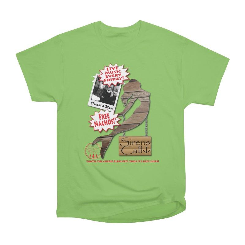 Sirens Call Women's Heavyweight Unisex T-Shirt by OniiChan's Artist Shop