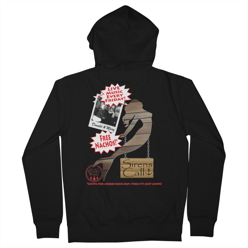 Sirens Call Women's French Terry Zip-Up Hoody by OniiChan's Artist Shop