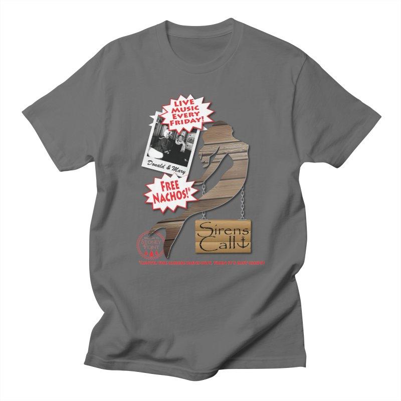 Sirens Call Men's T-Shirt by OniiChan's Artist Shop