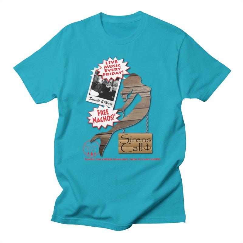 Sirens Call Women's Unisex T-Shirt by OniiChan's Artist Shop