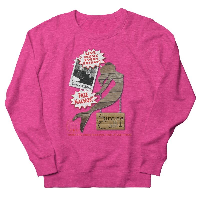 Sirens Call Women's Sweatshirt by OniiChan's Artist Shop