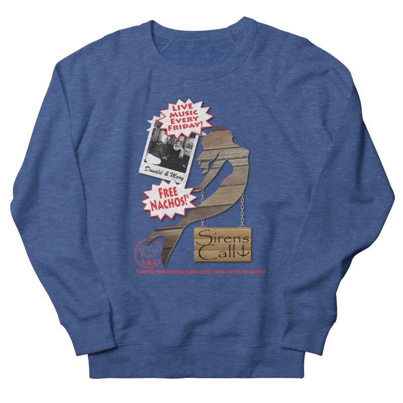 Sirens Call Men's French Terry Sweatshirt by OniiChan's Artist Shop