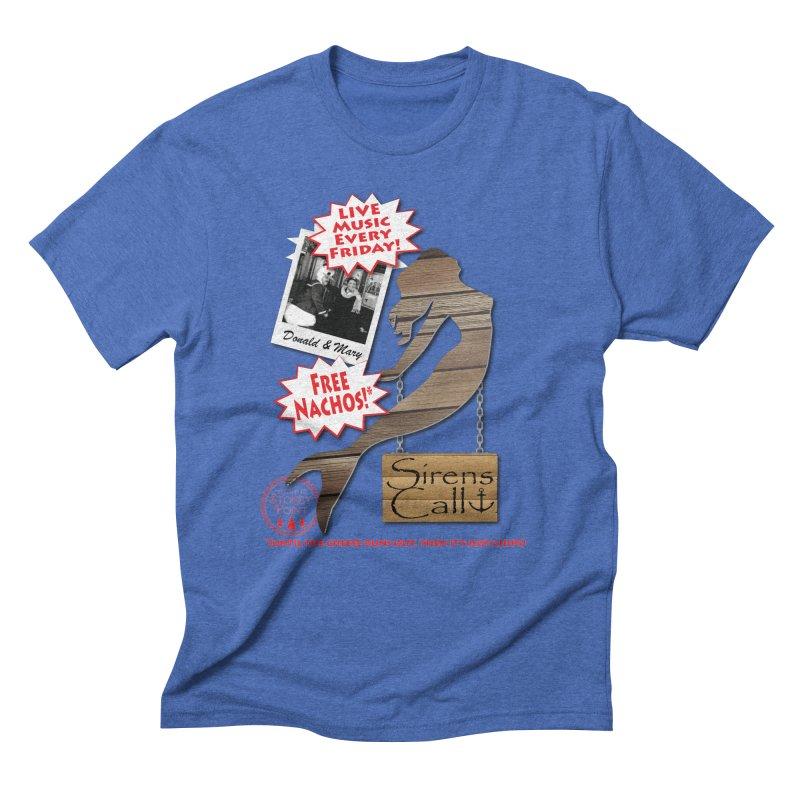 Sirens Call Men's Triblend T-Shirt by OniiChan's Artist Shop