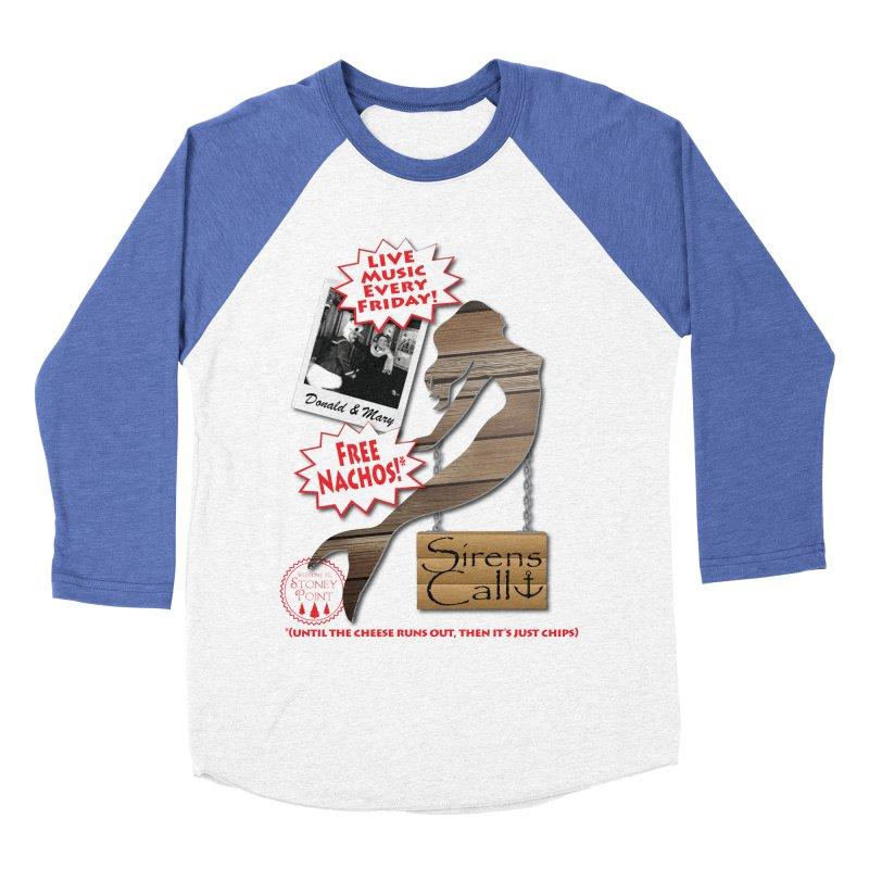 Sirens Call Men's Baseball Triblend T-Shirt by OniiChan's Artist Shop