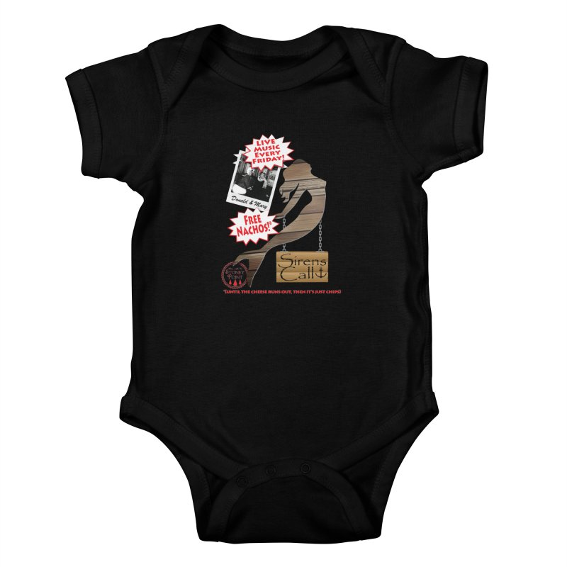 Sirens Call Kids Baby Bodysuit by OniiChan's Artist Shop