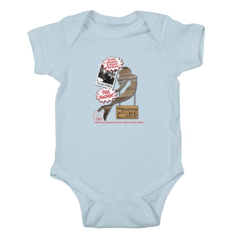 Sirens Call Kids Baby Bodysuit by OniiChan's Artist Shop