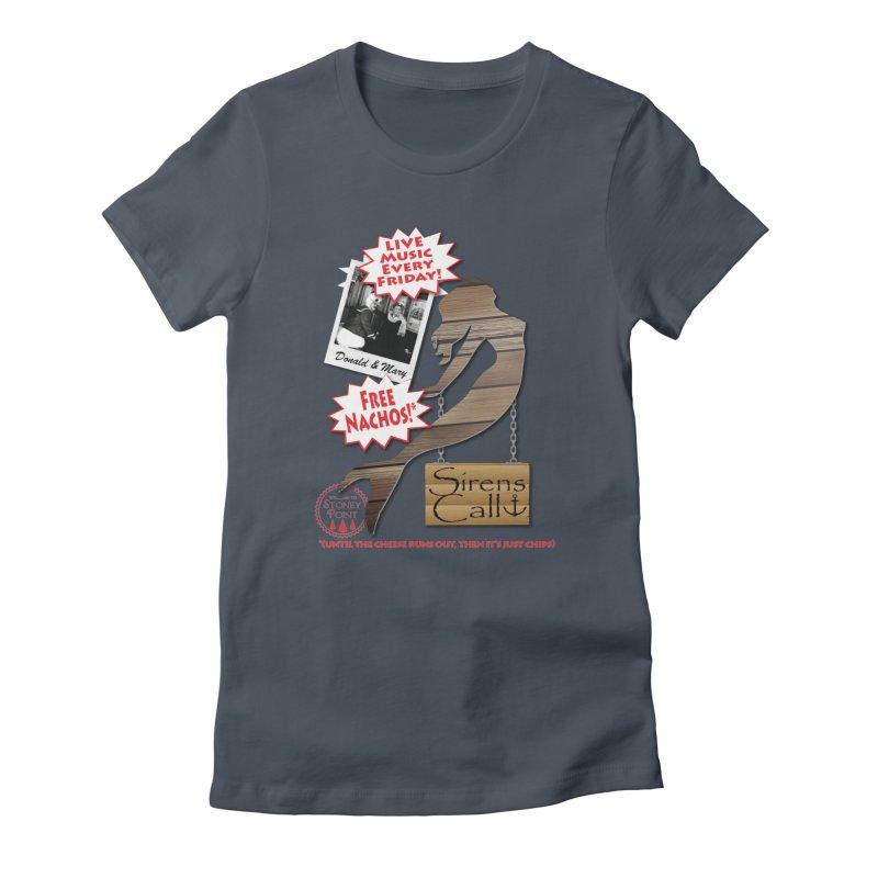 Sirens Call Women's T-Shirt by OniiChan's Artist Shop