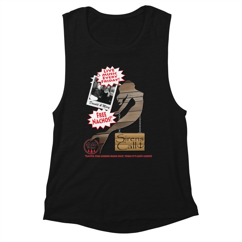 Sirens Call Women's Muscle Tank by OniiChan's Artist Shop