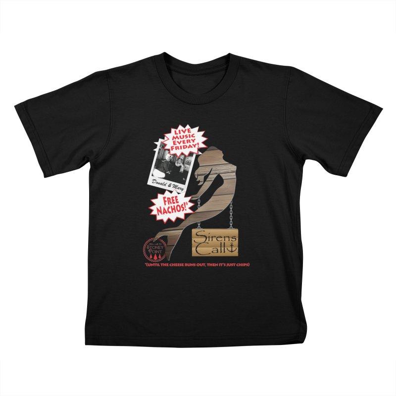 Sirens Call Kids T-Shirt by OniiChan's Artist Shop