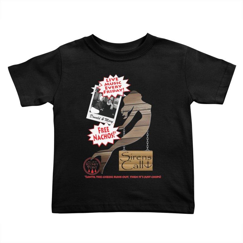 Sirens Call Kids Toddler T-Shirt by OniiChan's Artist Shop