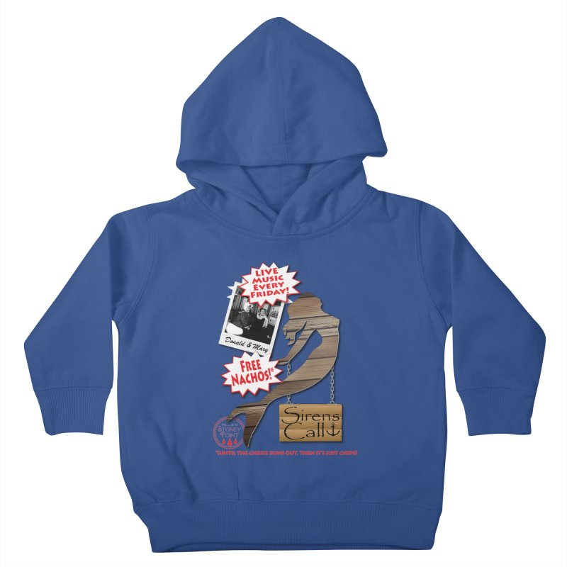 Sirens Call Kids Toddler Pullover Hoody by OniiChan's Artist Shop