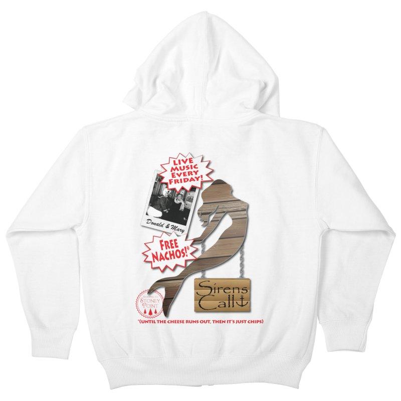 Sirens Call Kids Zip-Up Hoody by OniiChan's Artist Shop