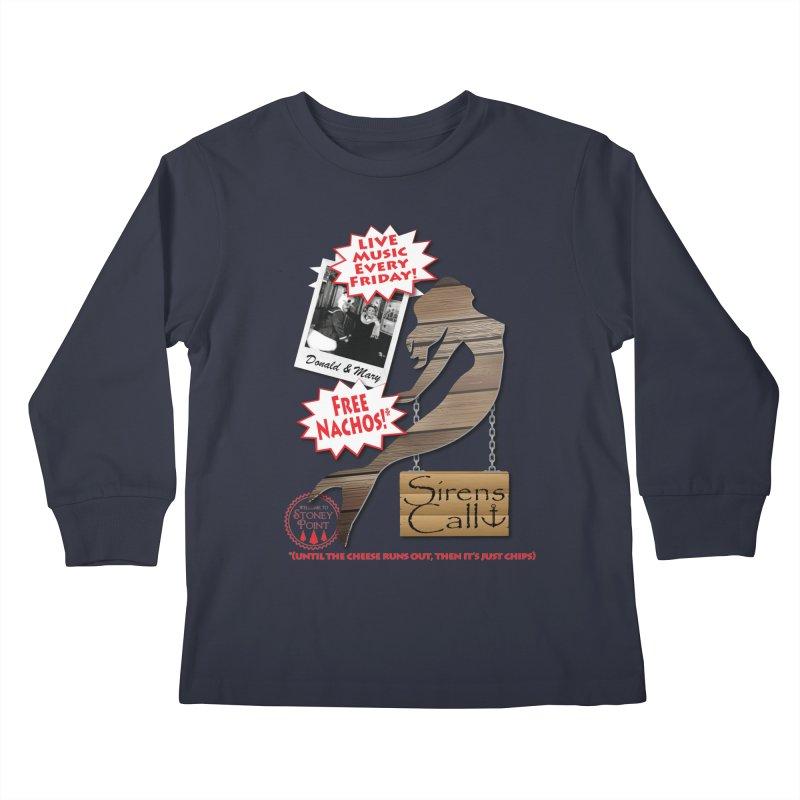 Sirens Call Kids Longsleeve T-Shirt by OniiChan's Artist Shop