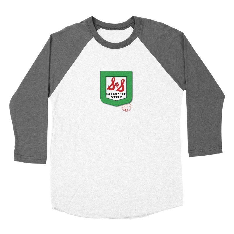 Shop N Stop! Women's Longsleeve T-Shirt by OniiChan's Artist Shop