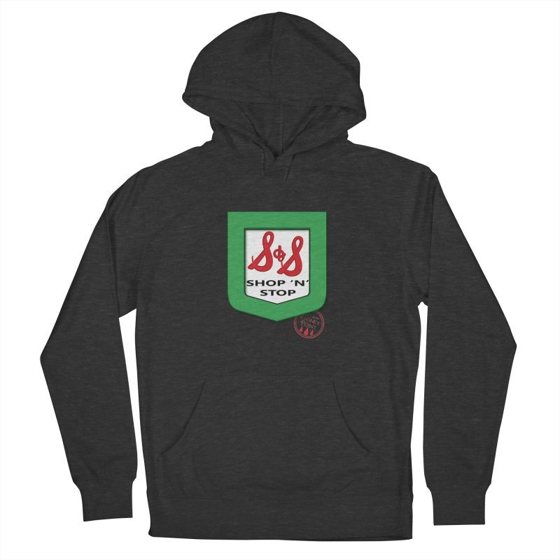 Shop N Stop! Women's Pullover Hoody by OniiChan's Artist Shop